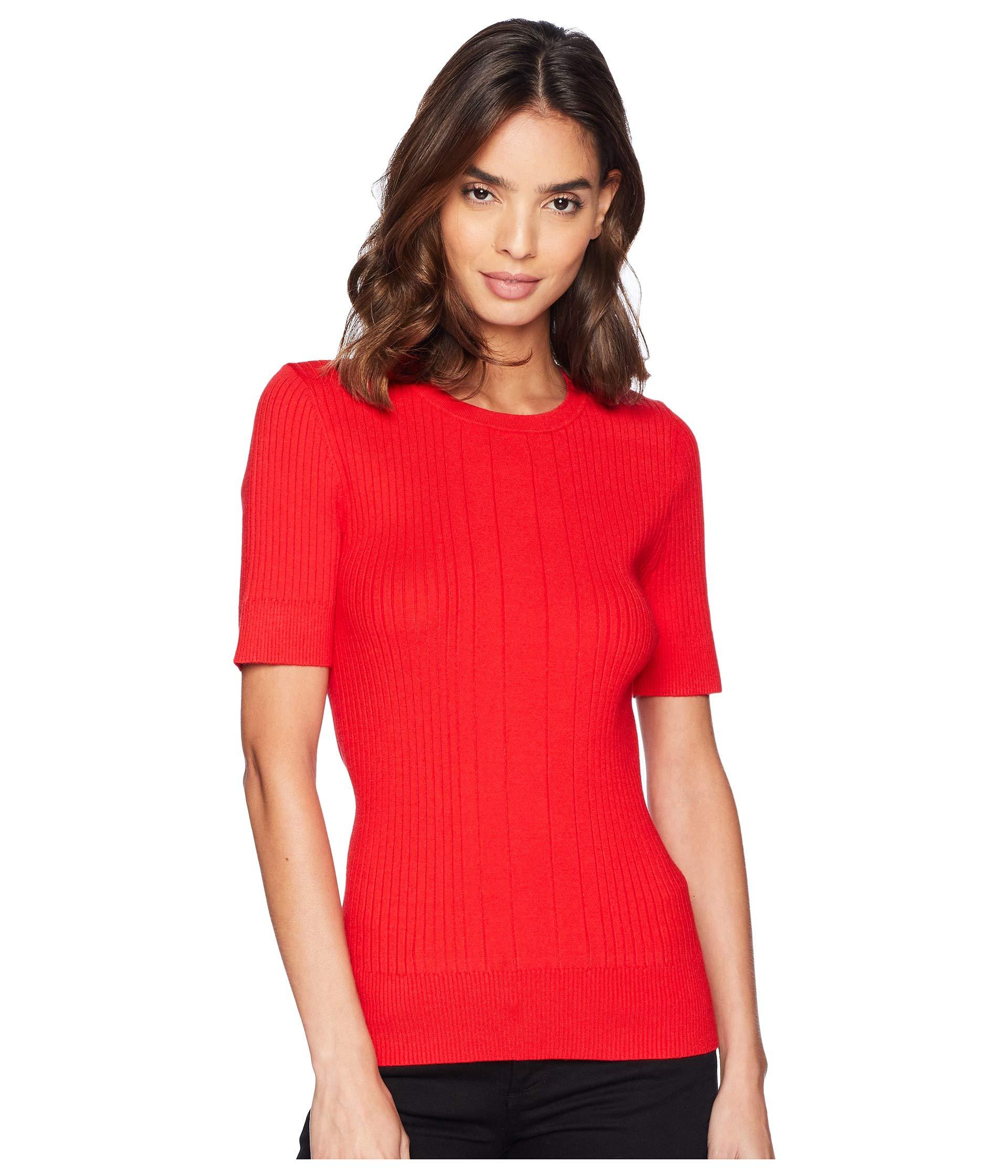 Scarlet Sweater Top Lila Turk Trina 7ZqRZ