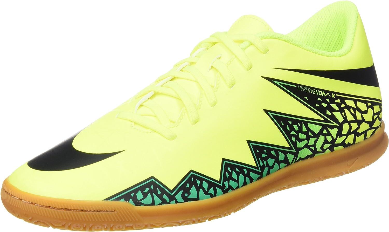 Nike Herren Hypervenom Phade Ii Ic Fußballschuhe weiß Hochgradig