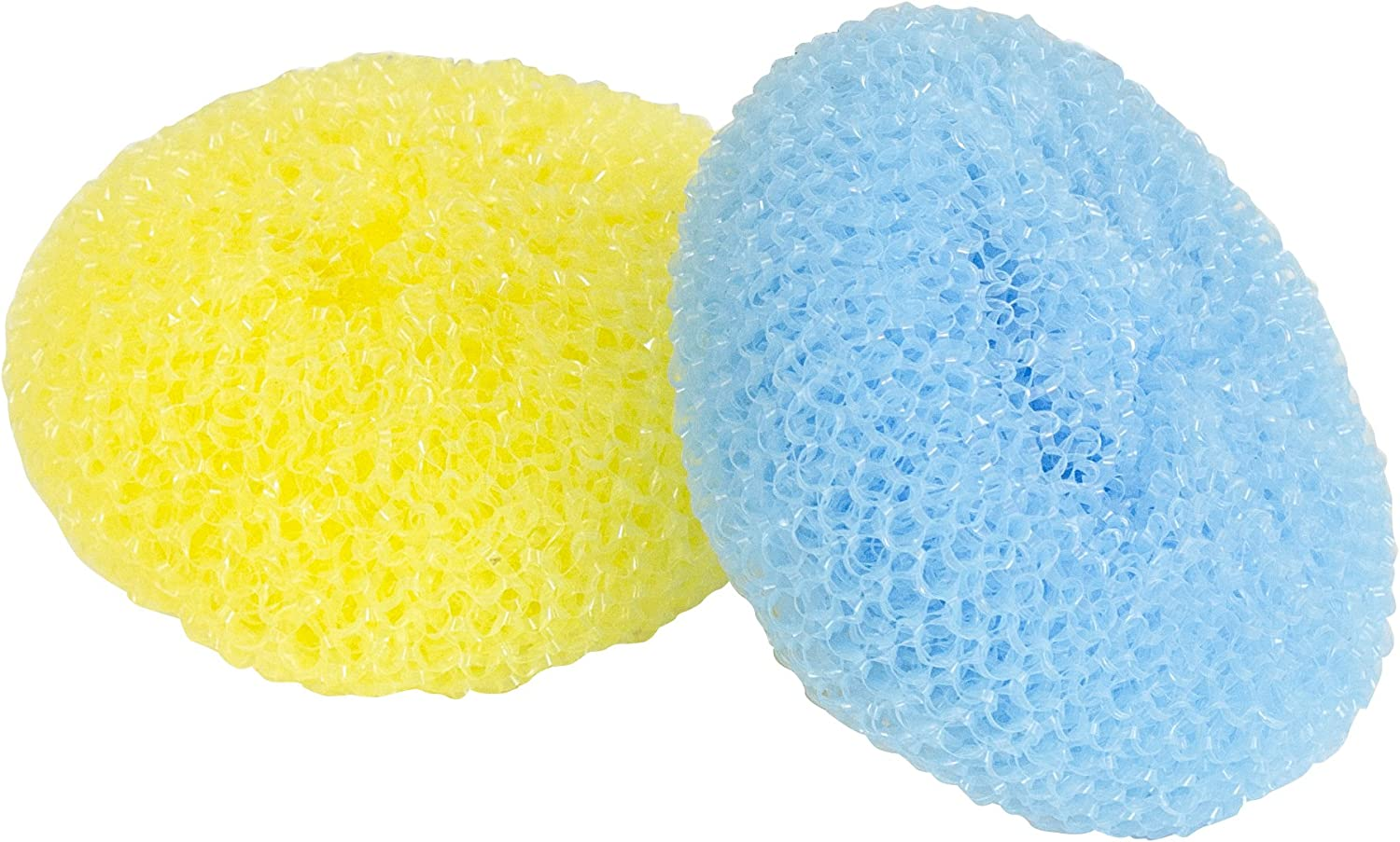 Quickie Plastic Mesh Scourers Safety and Beauty products trust 2-Pack Pads Cleaning fo Scouring