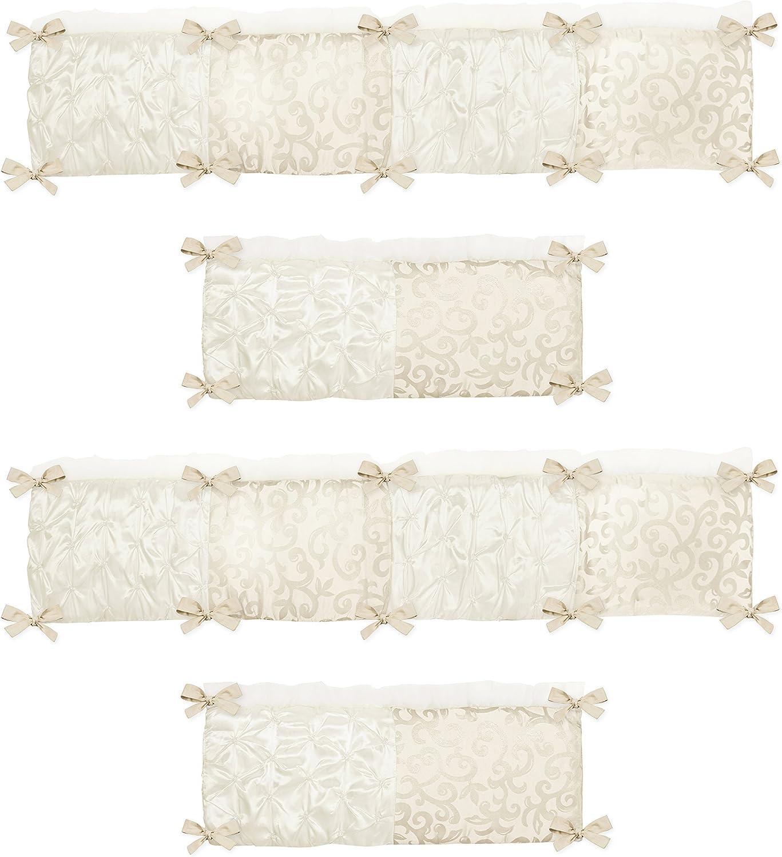 Sweet Jojo Designs Victoria Collection Crib Bumper