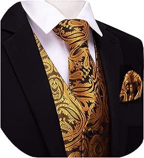 Amazon.es: Dorado - Corbatas, fajines y pañuelos de bolsillo ...