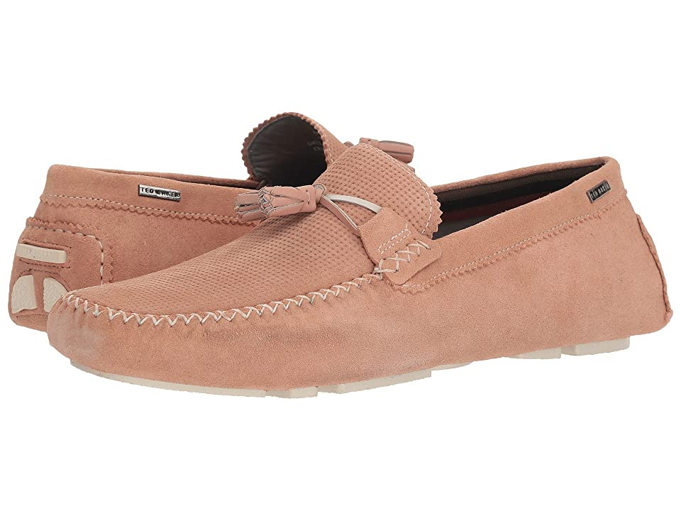 Ted Baker Erbonn (Light Pink Suede) Men
