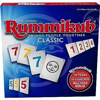 Rummikub by Pressman - Classic Edition - The Original Rummy Tile Game