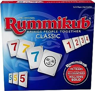 Rummikub -- The Original Rummy Tile Game, Packaging May Vary