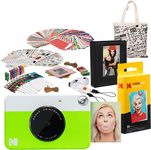wholesale Kodak new arrival PRINTOMATIC Instant sale Print Camera Deluxe Bundle online