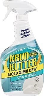 Krud Kutter 305471 Mildew Stain Remover, 32 oz