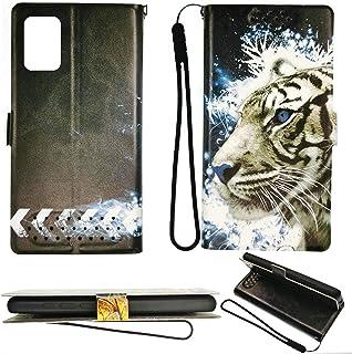 HUAYIJIE Flip ケース Case for VIVO Y70S V2002A ケース Case Cover LH