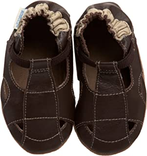 [Robeez] Soft SolesサンダルCrib Shoe (Infant/Toddler)