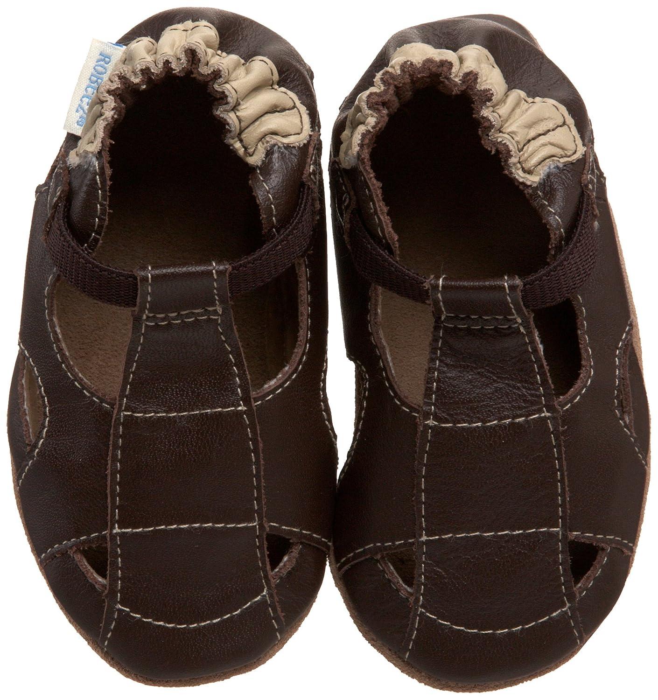 [Robeez] Soft SolesサンダルCrib Shoe (Infant/Toddler)