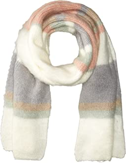 Steve Madden - Super Brushed Stripe Muffler