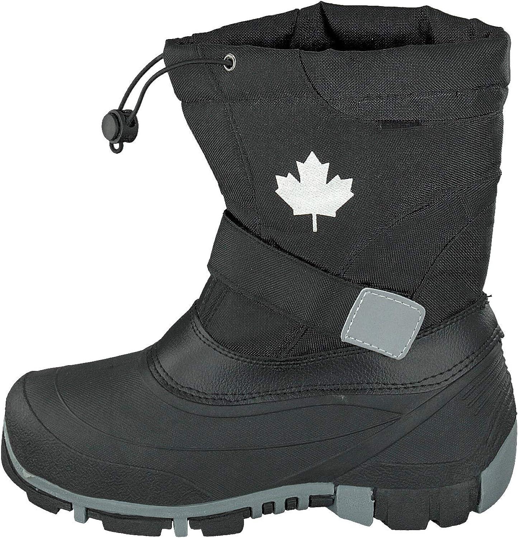 Canadians Unisex Kinder Allwetterstiefel Schneestiefel
