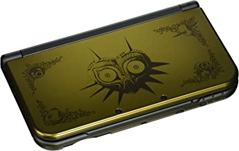Nintendo - New 3DS XL Legend of Zelda: Majora's Mask Limited Edition - Gold/Black