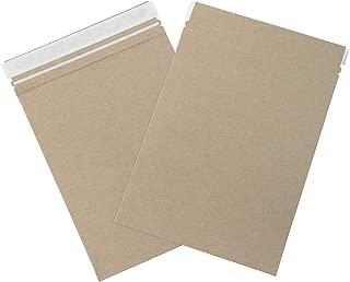 Kraft Aviditi Paper #3 Self-Seal Bubble Lining Mailer Case of 25 14 L x 8-1//2 W B856SS25PK