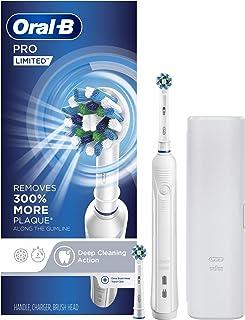 مسواک برقی سفید Oral-B Pro Limited قابل شارژ سفید
