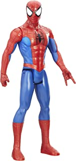 Spider-Man Titan Hero Series Figure with Titan Hero Power Fx Port