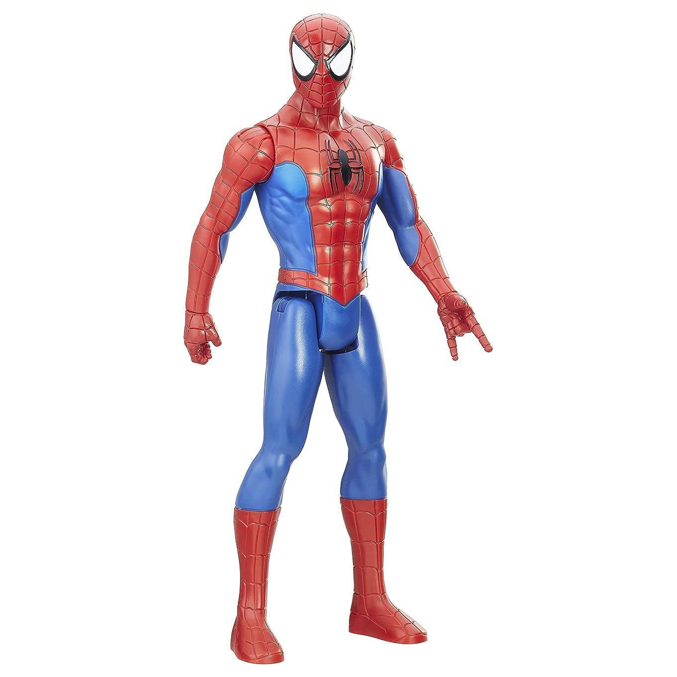 Spider-Man Titan Hero Series Figure with Titan Hero Power Fx Port E0649