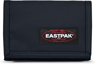 Eastpak Crew Single Porte-monnaie, 13 cm, Bleu (Cloud Navy)