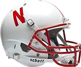 nebraska replica football helmet