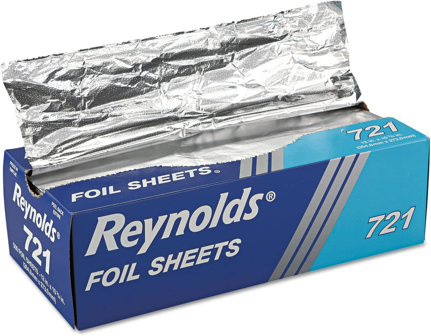 Safety and trust RFP721 - Interfolded Aluminum Ranking TOP4 Foil Sheets