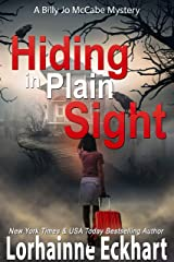 Hiding in Plain Sight (Billy Jo McCabe Mystery Book 2) Kindle Edition