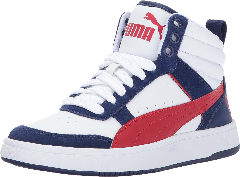 Amazon.com   PUMA Kids' Rebound Street v2 Sneaker   Fashion Sneakers