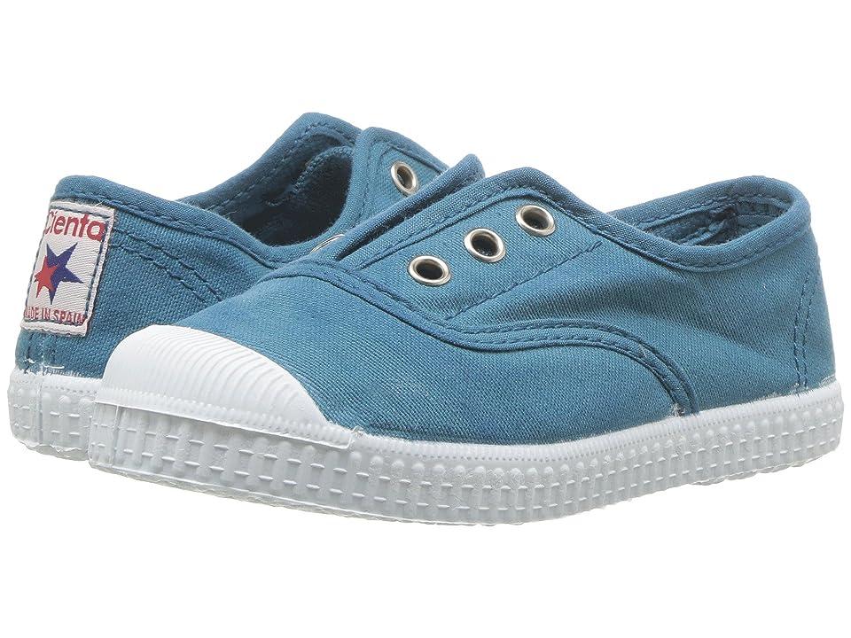 Cienta Kids Shoes 70997 (Toddler/Little Kid/Big Kid) (Denim) Kids Shoes