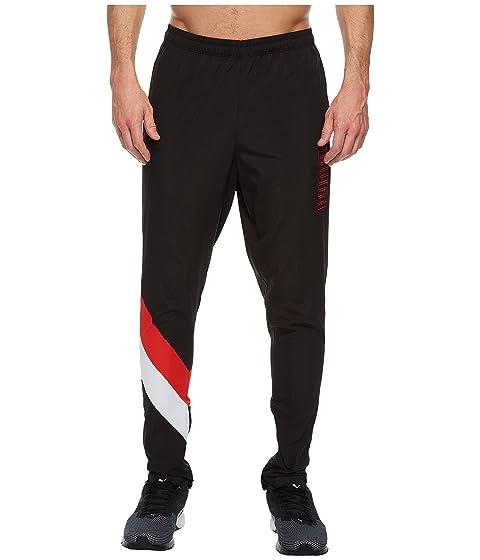 PUMA Heritage Pants, PUMA BLACK/RED