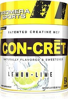 Promera Sports, CON-CRET Creatine HCl Powder, Micro-Dose Creatine, No Bloating, No Upset Stomach, No Water Retention, No L...
