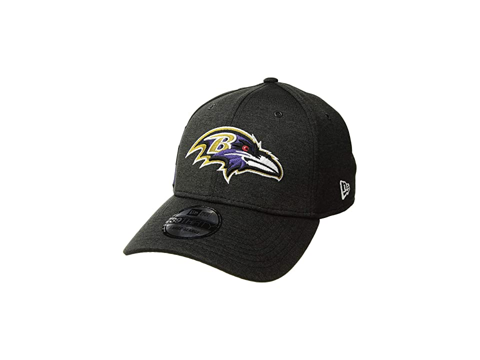 New Era - New Era 39Thirty Official Sideline Home Stretch Fit - Baltimore Ravens