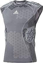 Adidas Techfit Ironskin Mens 5 Pad Sleeveless Football Shirt