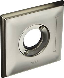 Delta RP52583SS Dryden Tub and Shower Escutcheon, Stainless