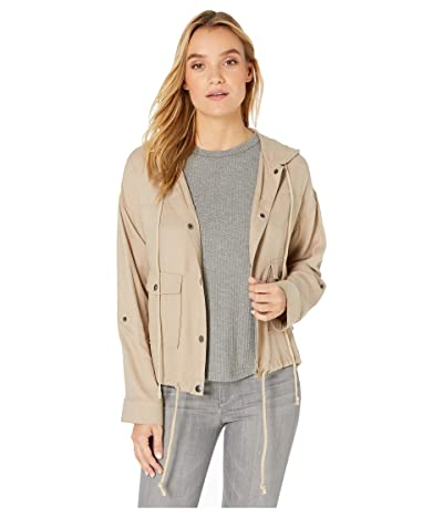 Jack by BB Dakota Sleeve Room for Me Softshell Jacket (Hazelnut) Women