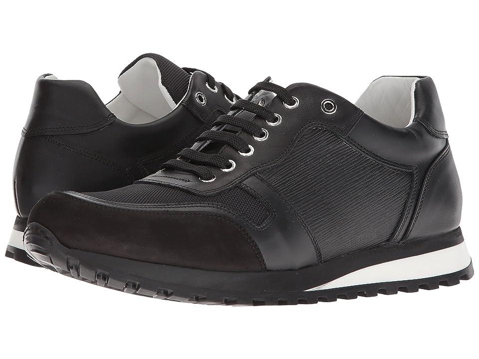 BUGATCHI Modena Sneaker (Nero) Men