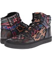 Marc Jacobs - Multi Print Hi-Top Sneaker