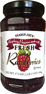 Trader Joe's Raspberry Preserves