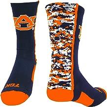 Auburn Tigers Digital Camo Crew Socks
