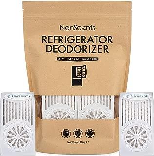 Refrigerator Deodorizer – Fridge and Freezer Odor Eliminator – Outperforms..