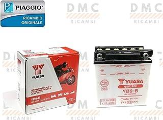 PIAGGIO VESPA GTS 250 400-500 BATTERIA 12V 12AH PIAGGIO BEVERLY 250-300 PIAGGIO CARNABY 200-250 ORIGINALE PIAGGIO.