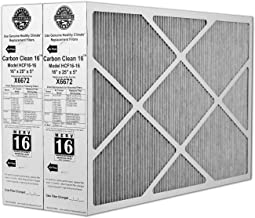 Lennox Carbon Coated X6672 Healthy Climate MERV 16 Filter (2 Pack)