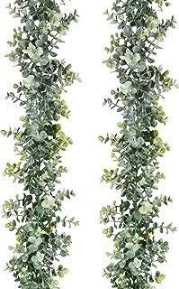 Best hanging green garland Reviews