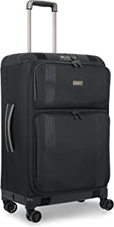 Antler 3906124023 Titus 4W Medium Roller Case Suitcases (Softside), Black, 68 cm