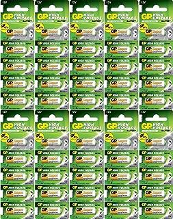 GP A23 GP23AE 21/23 23A 23GA MN21 12v Alkaline 50 Batteries