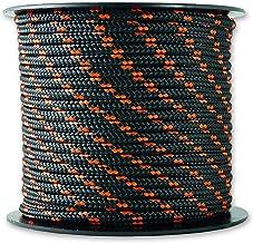 Chapuis MO325N Halyard Polyester Maximale belasting 200 kg Diameter 3 mm x Lengte 25 m Zwart/Oranje