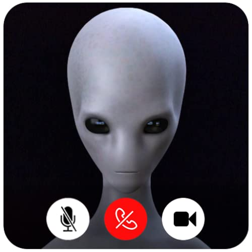 Instant Video Live Call From Alien - Prank call