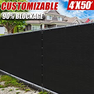 Best 4 ft fence screen Reviews