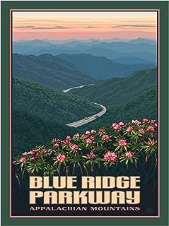 Best blue ridge mountains art prints Reviews