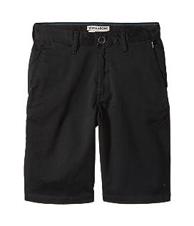 Carter Stretch Shorts (Big Kids)