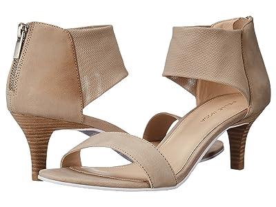 Pelle Moda Eden (Barley Nubuck/Stretch Mesh) High Heels