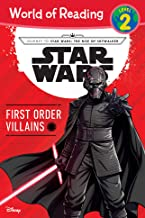 Journey to Star Wars: The Rise of Skywalker: First Order Villains (World of Reading)