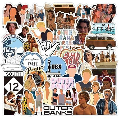 Water Bottle Sticker JATP This Band is Back Cassette tape Weatherproof Die-cut Sticker Journal Sticker Notebook Sticker